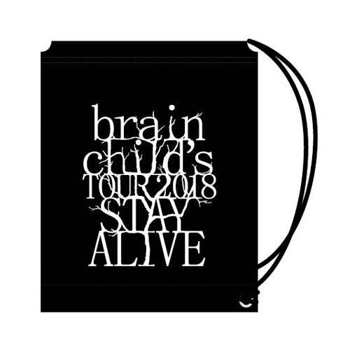 brainchild's TOUR 2018 -STAY ALIVE- ショルダーバッグ